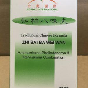 h ZB62c Zhi Bo Di Huang Wan